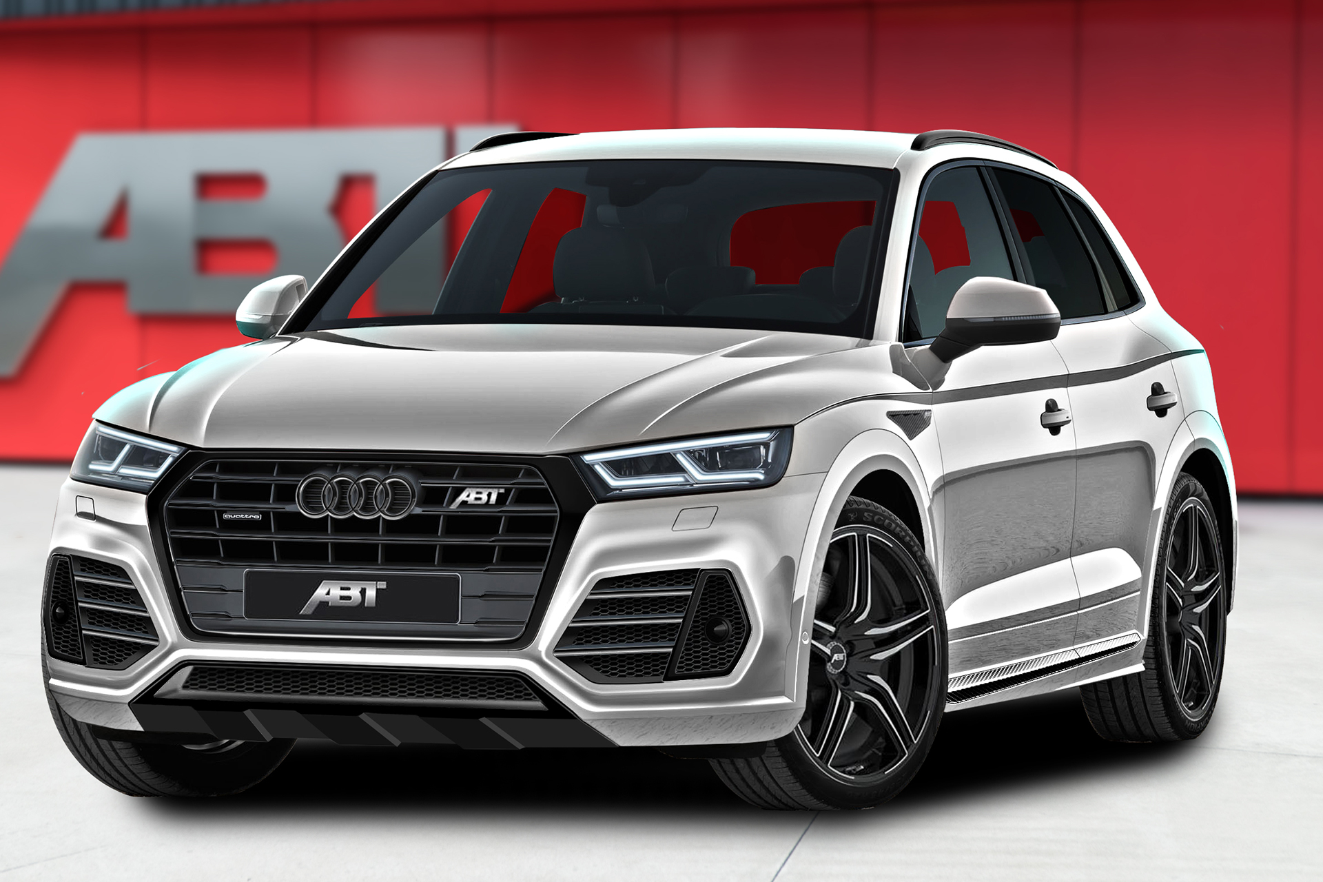 Audi Sq 3 2017 >> ABT presents styling package for news Audi SQ5