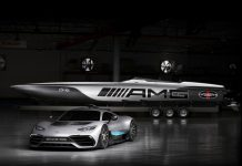 Mercedes-AMG Cigarette Racing 515 Project ONE